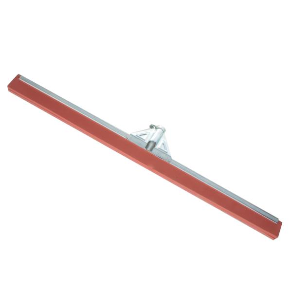 WaterWand™ Wasserschieber/Bodenwischer/Bodenschieber, verstärkt, Doppellippe rot 75 cm HW750