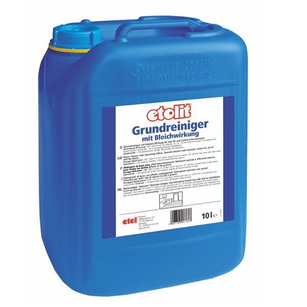etolit® Grundreiniger mit Bleichwirkung | 10 Liter