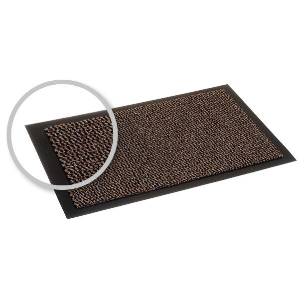 Schmutzfangmatte  40 x 60 cm | Farbe: grau meliert