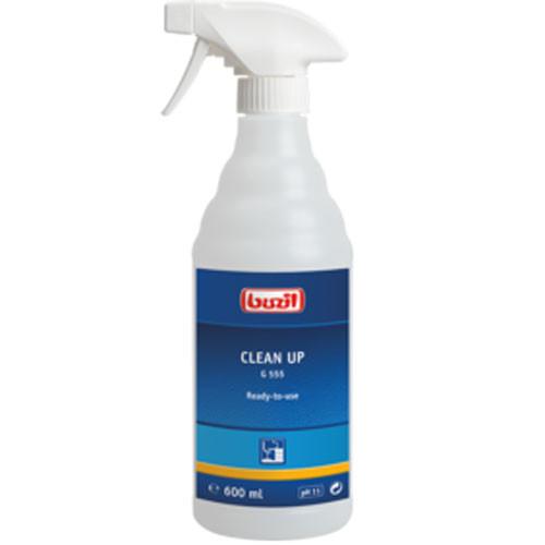 G555 Clean up | 500 ml | Spezialfleckenentferner, lösemittelhaltig