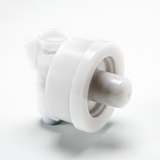 Merida Ersatzpumpe mit Schaumdüse | Ersatzteil passend für Seifencreme-Spender von Merida