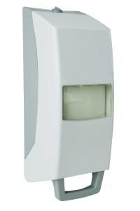 IVRAXOMAT® VARIO ECO/VARIOMAT ECO mit Kunststoffhebel | Spender für 1.000 ml und 2.000 ml Faltflaschen/Varioflaschen