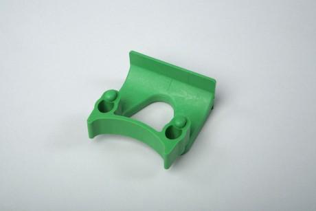 Geräte-Halter farbig, klein Ø 22 - 32 mm | passend für Gerätehalterschiene 70596 (90 cm), 70602 (50 cm)